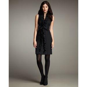Milly ruffled dress size 4